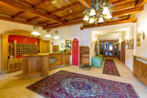 Hotel Trieste Reception