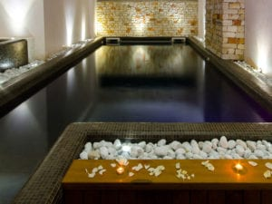 Sport Village Hotel spa pool