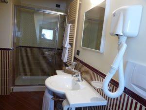 Hotel Petite Fleur bathroom