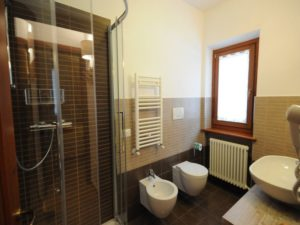 La Pinetina Residence bathroom