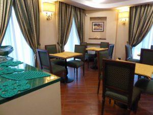 Hotel Petite Fleur breakfast room