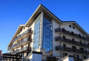Hotel Pizzalto exterior