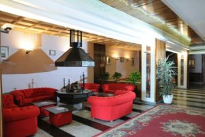 Grand Hotel Europa lounge