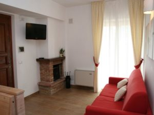 Pinetina Residence lounge