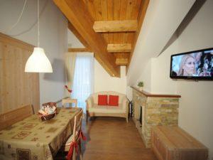La Pinetina Residence lounge
