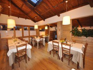 Pinetina Residence restaurant