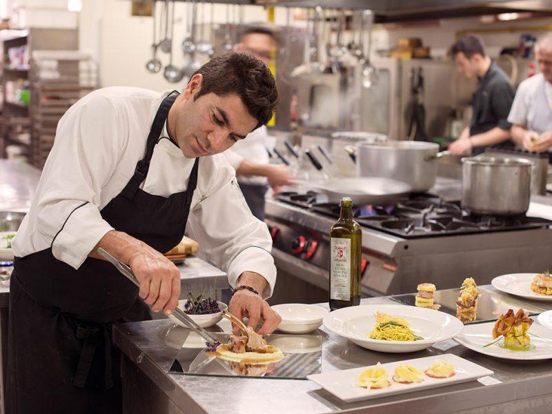 Sport Village Hotel chef