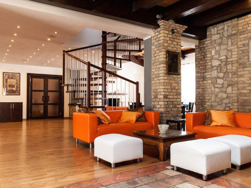 Hotel Il Lavatoio lounge