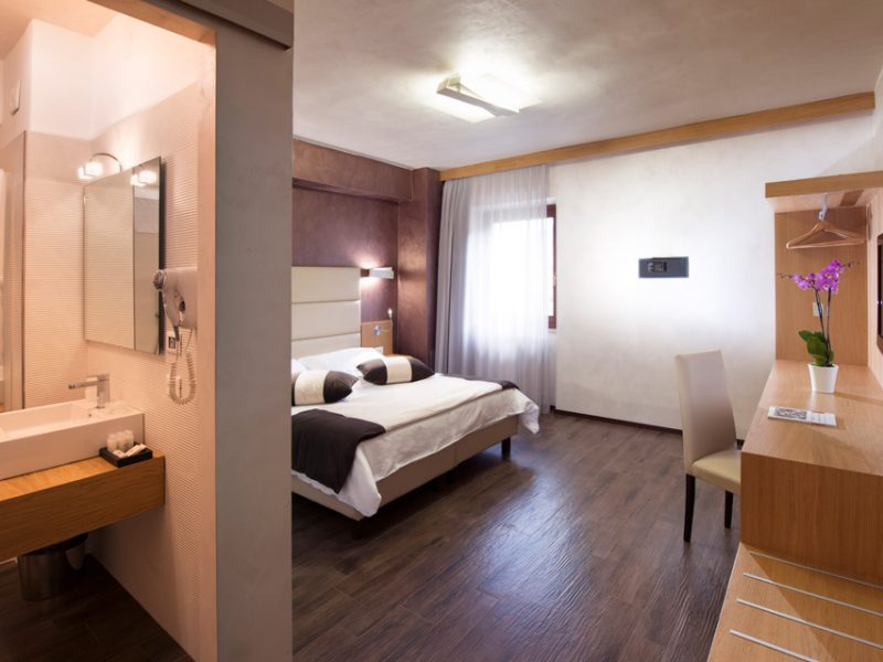 Sport Village Hotel supeior bedroom